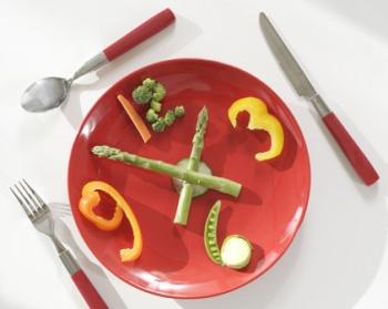 Питание во время белковой диеты должно быть дробным - 4-6 раз в день