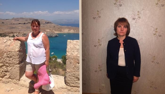Результаты диеты Дюкана - до и после