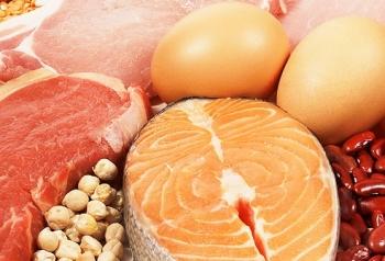 Во время диеты Дюкана белковая пища - в приоритете
