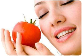 Польза помидоров в косметологии