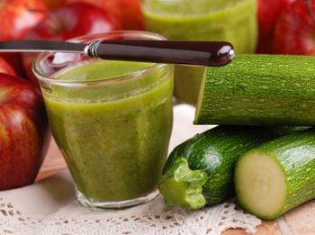 О полезных свойствах кабачкового сока и его составе