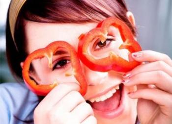 Польза болгарского перца для кожи