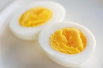 При сахарном диабете позволяется завтракать отварными яйцами