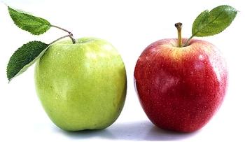 Чем полезны разные сорта яблок