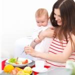 Меню кормящей мамы в первый месяц - что можно и нельзя