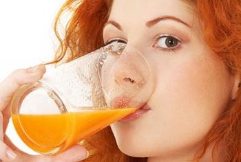 Особенности приема тыквенного сока для оздоровления