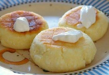 Паровые сырники - вкусное и полезное блюдо при геморрое