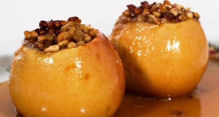 Полезны ли и чем именно печеные яблоки