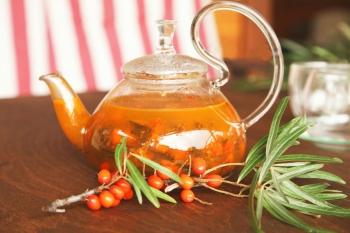 Польза чая из облепиховых листьев