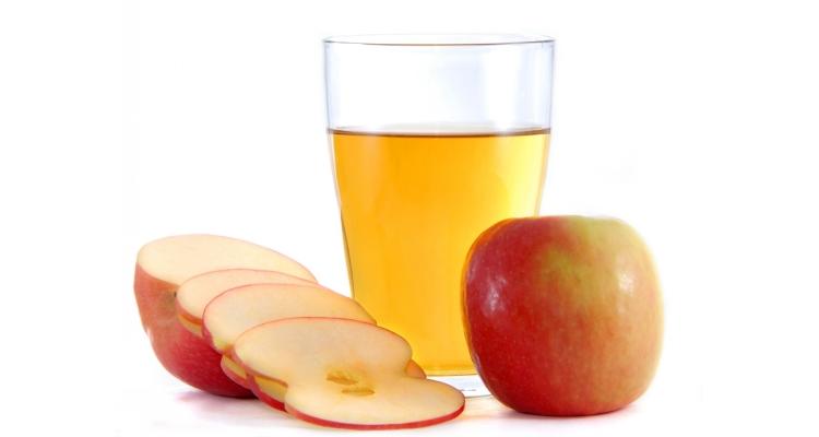 Важное о пользе яблочного сока для организма
