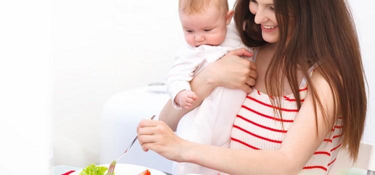 Гипоаллергенная диета для кормящих мам - принципы питания и примерное меню