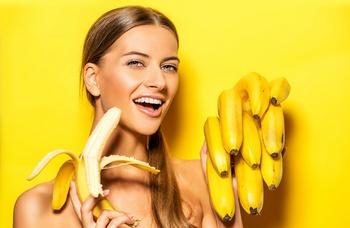 Использование банана в косметологии