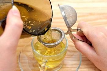Рецепт приготовления целебного напитка из ромашки аптечной