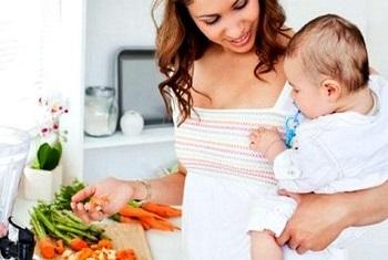 Список продуктов, разрешенных при гипоаллергенной диете кормящей мамы