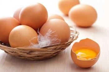 Использование куриных яиц в рецептах народной медицины
