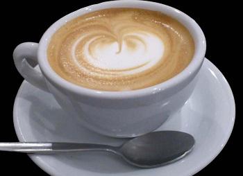 Насколько полезно употребление кофе с молоком