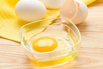 Рецепты масок для лица с ипользованием куриных яиц