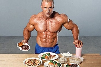 Диета для набора мышечной массы для мужчин - как рассчитать соотношение белков, жиров и углеводов