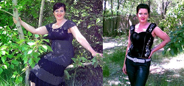Эффективность и результаты методики похудения Ларисы Долиной
