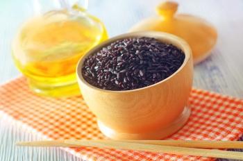 Правильное хранение и выбор черного риса