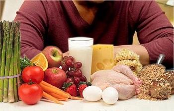 Примерное меню для мужчин для увеличения мышечной массы
