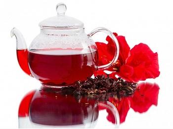 Чай каркаде -  целебные свойства для здоровья человека, как приготовить