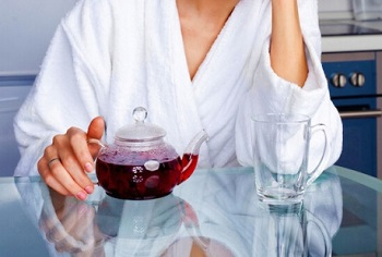 Чай каркаде - употребление тонизирующего напитка в лечебных целях