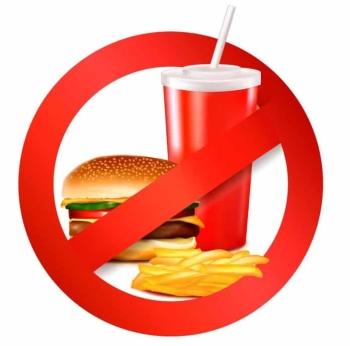 Запрещенные продукты при диете при болезнях печени