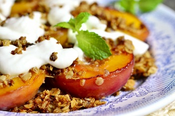 Инжирный персик - что можно приготовить из этого полезного фрукта