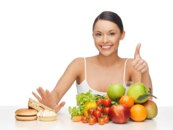 Разрешенные диетой против прыщей продукты
