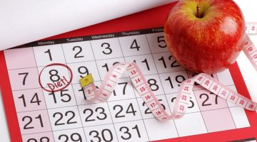 Диета на неделю: эффективная и простая, описание