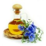 Чем полезно масло из семян льна?