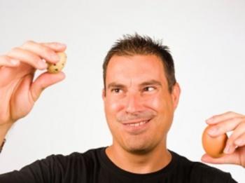 Для чего необходимо употреблять в пищу перепелиные яйца мужчинам, польза и вред продукта