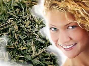 Применение листьев зеленого чая в косметологии - несколько рецептов
