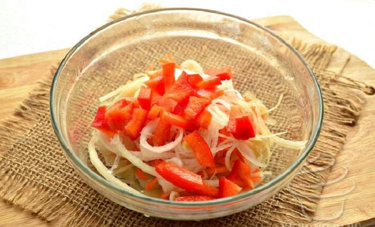 Несколько рецептов приготовления блюд из квашеной капусты