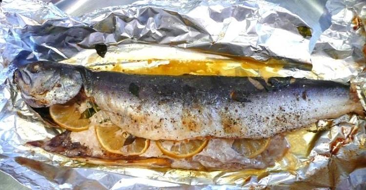 Рецепты приготовления блюд из рыбы голец - несколько советов