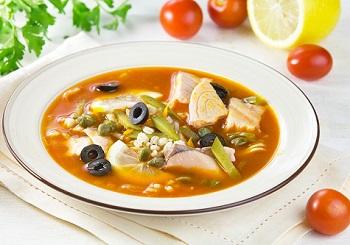 Использование маслин в кулинарии - несколько рецептов