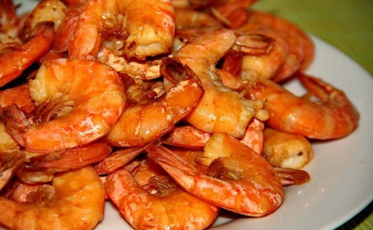 Как приготовить вкусные блюда из креветок - советы и кулинарные рецепты