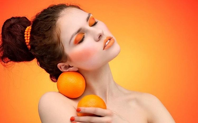 Применение апельсинов и эфирного масла фрукта в косметологии