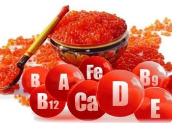 Пищевая ценность красной икры, польза и вред деликатеса