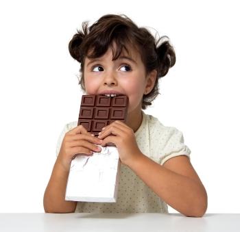 Горький шоколад: его польза и вред, полезные свойства для детей