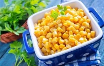 Консервированная кукуруза: польза и вред  для детей