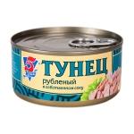 Ответ на вопрос, чем полезен тунец