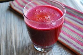 Свекольный сок: его польза и вред для пожилых людей