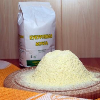 Как выбрать кукурузную муку