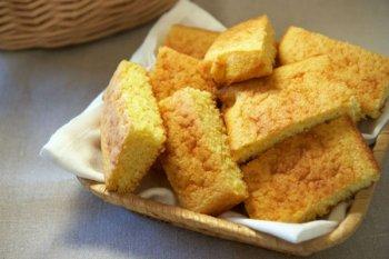Как приготовить печенье из кукурузной муки