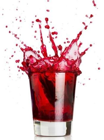 Польза и вред гранатового сока, его состав и калорийность