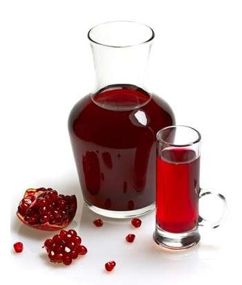 Польза и вред гранатового сока, пищевая и энергетическая ценность
