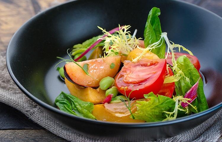Использование мушмулы в кулинарии - готовим полезный салат