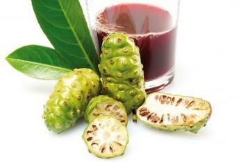 Фрукт и сок нони: полезные свойства для здоровья человека